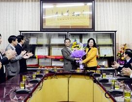 Ông Tô Quang Phán làm Tổng giám đốc Đài PT-TH Hà Nội