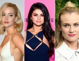 Sao và những kiểu tóc đẹp nhất năm 2015