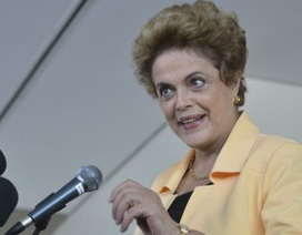 Tổng thống Brazil có nguy cơ bị luận tội
