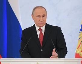 Ông Putin: Nga có thể vượt qua mọi khó khăn