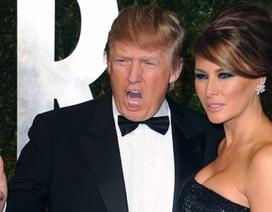 """Donald Trump """"nổi đóa"""" vì bị công kích bằng ảnh khỏa thân của vợ"""