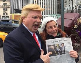 Bản sao của Tổng thống đắc cử Trump thuê vệ sĩ sau bầu cử