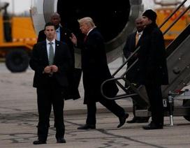 Tổng thống đắc cử Trump hờ hững với thông tin tối mật quốc gia