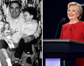 Bà Clinton chia sẻ hiếm hoi về cha đẻ