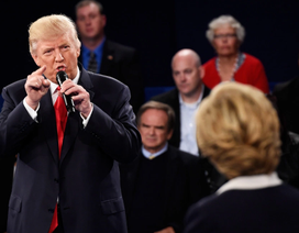 Ông Trump liệu có thể bỏ tù bà Clinton nếu đắc cử tổng thống?