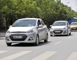 Ồ ạt nhập khẩu ô tô giá rẻ từ Ấn Độ