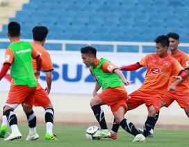 Đội tuyển Việt Nam lộ bài đối phó với Syria