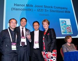 Việt Nam có sản phẩm sữa duy nhất đoạt giải Công nghiệp thực phẩm toàn cầu 2016