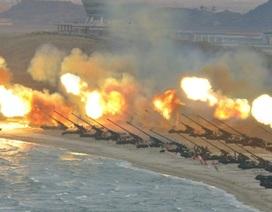 Triều Tiên công bố video mô phỏng tấn công Washington bằng tên lửa từ tàu ngầm