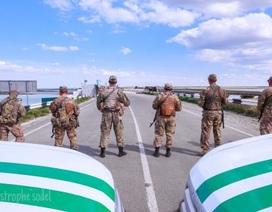 Biệt kích Ukraine đã xâm nhập Crimea