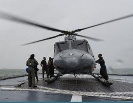 Trực thăng quân sự Indonesia mất tích bí ẩn
