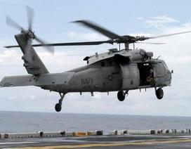Tàu Iran ngắm bắn trực thăng Mỹ