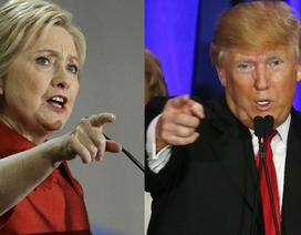 Người Nga nghĩ gì về 2 ứng viên tổng thống Mỹ?