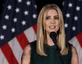 Ái nữ nhà Trump bắt đầu được Mật vụ Mỹ bảo vệ