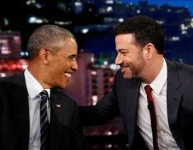 Tổng thống Obama: Tôi cười suốt khi xem ông Trump tranh luận