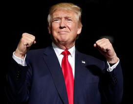 """Ông Trump cam kết trở thành """"tổng thống của toàn dân Mỹ"""""""
