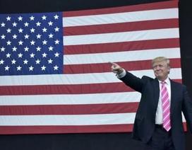 Ông Trump dọa bỏ tù người đốt cờ Mỹ