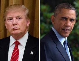 Tổng thống Obama: Nếu tái tranh cử, tôi sẽ đánh bại Trump