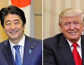 Vì sao Thủ tướng Nhật Bản hối hả gặp Tổng thống đắc cử Donald Trump?