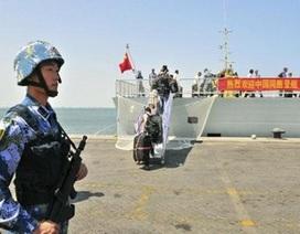 Trung Quốc sẵn sàng đưa quân tới căn cứ ở châu Phi