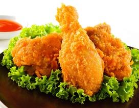 Trướng bụng, viêm gan chỉ vì thức ăn nhanh