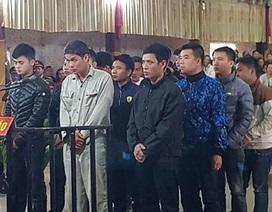 Tuyên án các bị cáo vụ truy sát kinh hoàng tại Phú Thọ