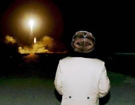 """Triều Tiên có thể sắp tiến hành vụ phóng tên lửa """"chưa từng thấy"""""""