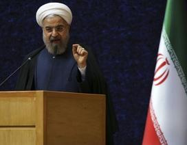 Iran dọa kiện Mỹ lên tòa án quốc tế để đòi lại 2 tỷ USD
