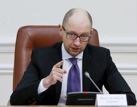 "Cựu Thủ tướng Ukraine Yatsenyuk ""biến mất"" bí ẩn"