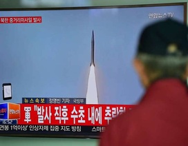 Triều Tiên phóng liên tiếp 2 tên lửa tầm trung, Liên hợp quốc họp khẩn