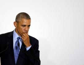 Ông Obama xin lỗi vụ lính Mỹ sát hại một phụ nữ Nhật