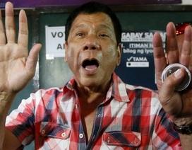Tổng thống vừa đắc cử của Philippines không thích làm việc vào buổi sáng