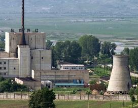 Triều Tiên bị nghi kích hoạt nhà máy sản xuất vũ khí hạt nhân