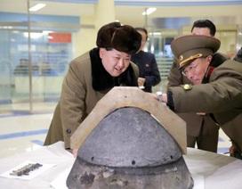 Tên lửa đạn đạo Triều Tiên nổ tung sau khi bay được 400km