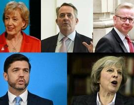 Ai sẽ lãnh đạo Anh thời kỳ hậu Brexit?