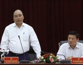 """Thủ tướng """"thúc"""" tiến độ dự án đường nối cao tốc Hà Nội - Lào Cai với TP Lai Châu"""