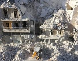 Phe nổi dậy tấn công thành phố Aleppo, hàng chục người thương vong