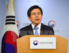 Quyền Tổng thống Hàn Quốc kêu gọi quân đội đảm bảo an ninh quốc gia