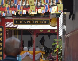 Gắn biển tiếng Việt cho chùa tông phái Phật giáo Việt ở Thái Lan