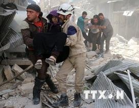Giao tranh dữ dội trên khắp Syria, hàng chục người thiệt mạng