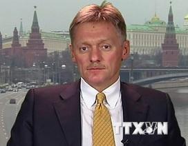 """Kremlin nói """"không ảo tưởng"""" về liên minh chống khủng bố Nga-Mỹ"""