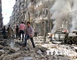 Nga và Mỹ nhất trí về cơ chế ngừng bắn ở Syria từ nửa đêm nay