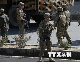 """Mỹ điều lực lượng trên bộ đến Trung Đông là """"món quà cho IS"""""""