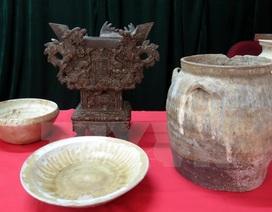 Khai mạc Triển lãm báu vật khảo cổ Việt Nam tại Đức