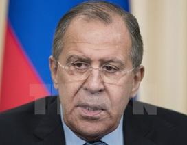 Nga công bố kế hoạch trục xuất các nhà ngoại giao Mỹ