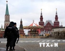 Nga bắt giữ 7 phần tử IS âm mưu tấn công khủng bố ở Moskva
