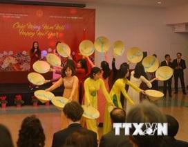 Cộng đồng người Việt tại New York, Ukraine đón Tết Bính Thân