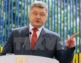 """Tổng thống Ukraine dọa tiến hành không kích để """"răn đe"""" Nga"""