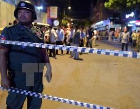 Campuchia bắt 5 kẻ liên quan vụ ném lựu đạn làm người Việt bị thương