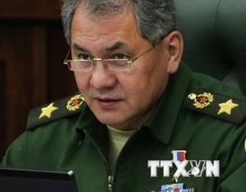 Nga và ASEAN đề ra các phương hướng hợp tác quốc phòng